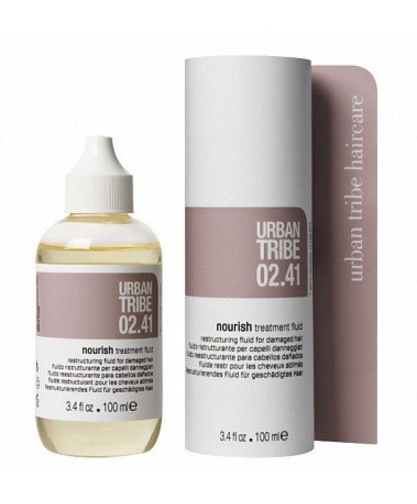 Urban Tribe 02.41 Nourish treatment fluid Восстанавливающий флюид 100 мл